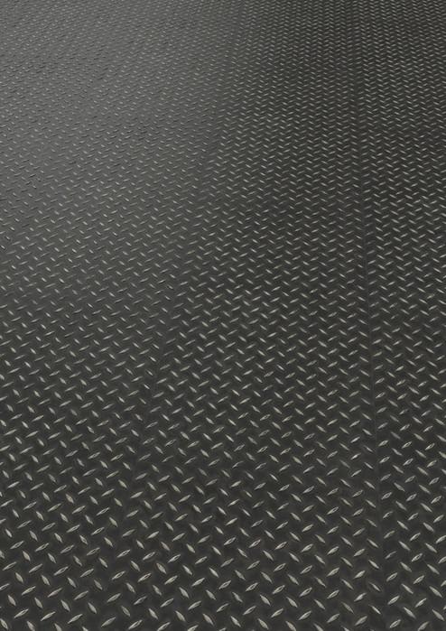 Objectflor Expona Design Black Treadplate Klebe