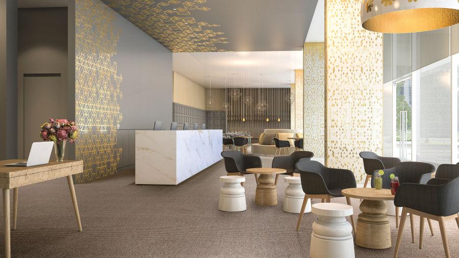 hotel pensionen objekt teppichboden luminescence amadeo 4m ihr online. Black Bedroom Furniture Sets. Home Design Ideas