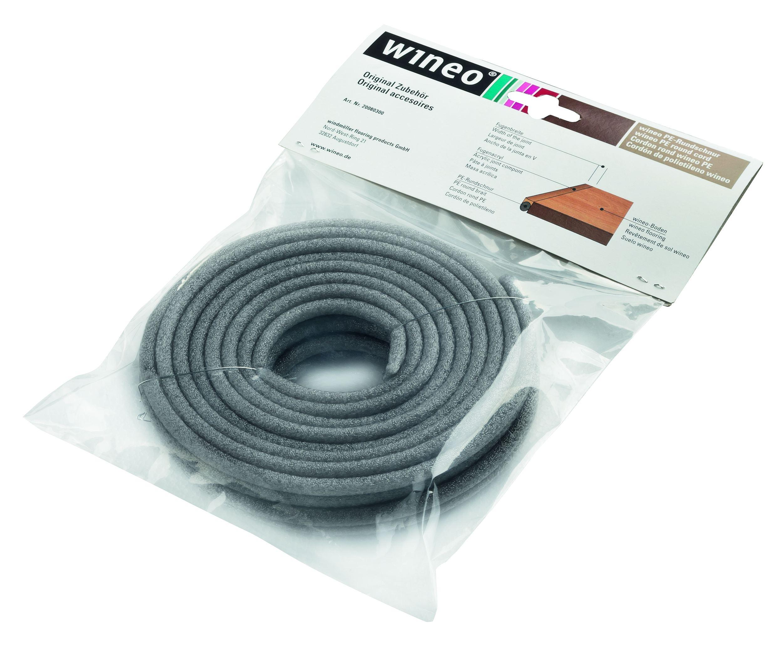 Recover Green Vorwerk pe rundschnur für wineo vinyl designbeläge profile sockelleisten profile zubehör