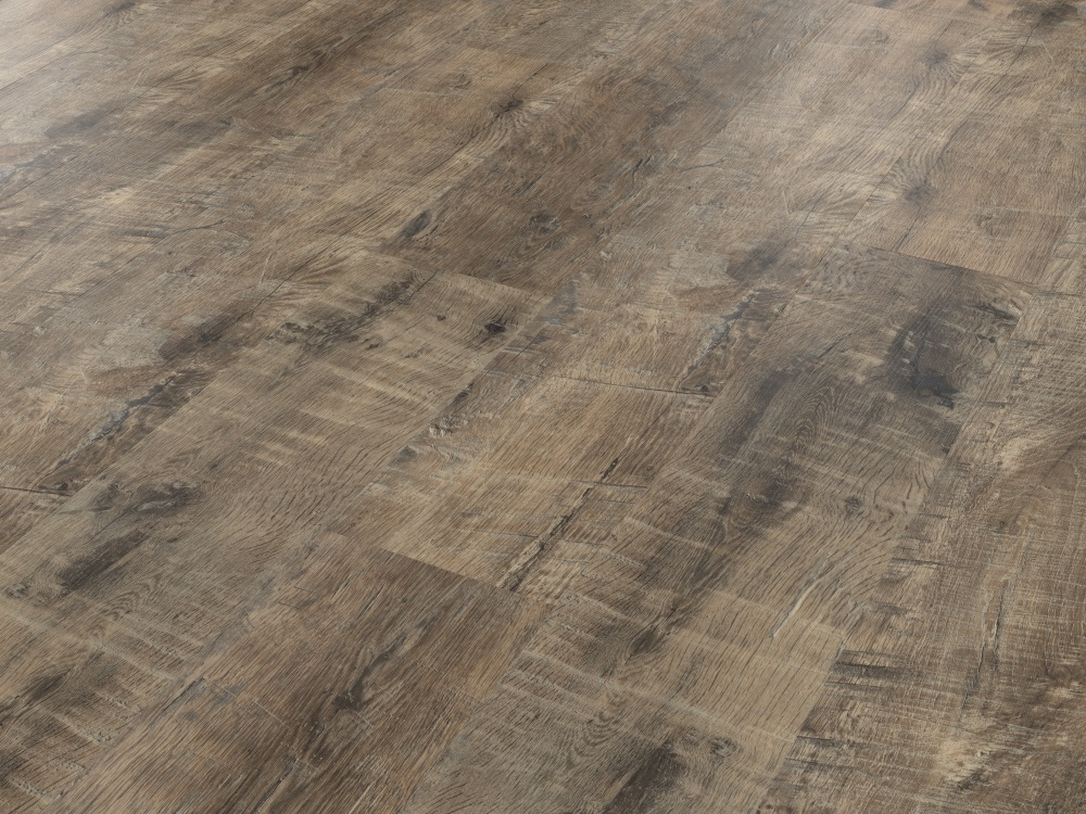 Designflooring Korlok Reclaimed French Oak Rigid Core