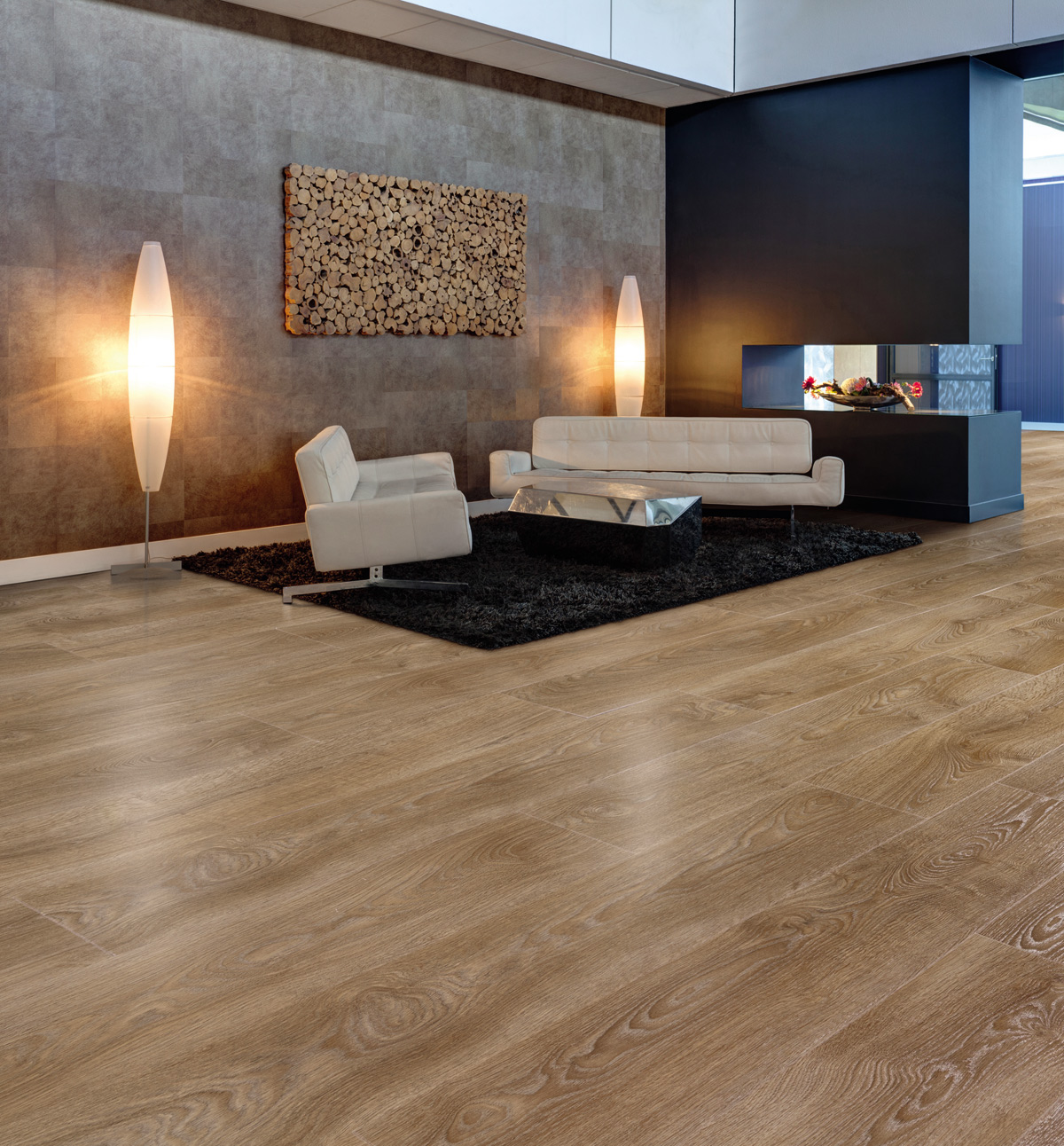 Divino vinyl somerset oak 52839 klick vinylboden for Boden shops deutschland